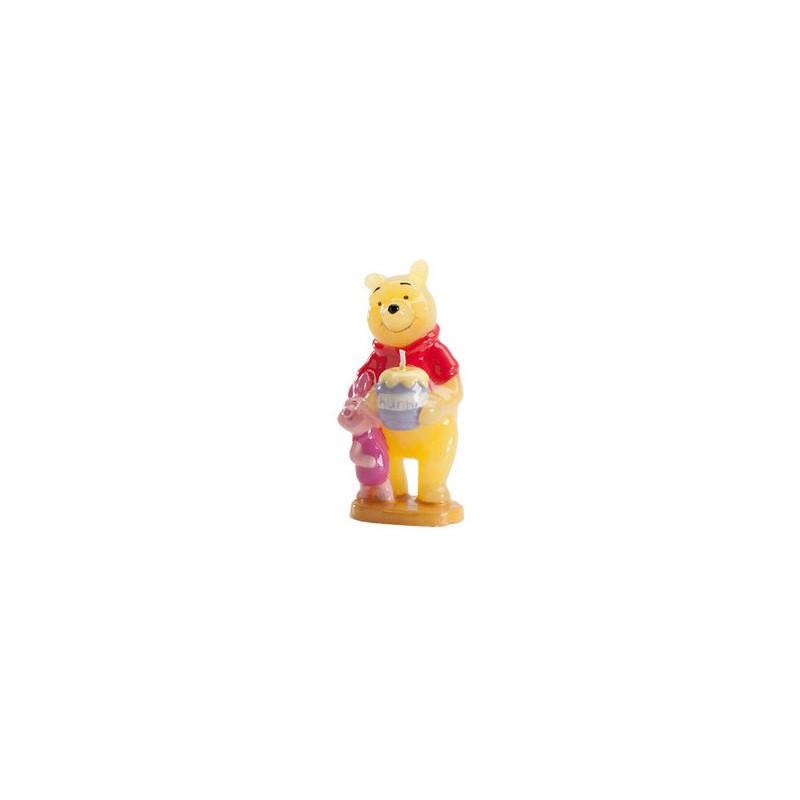 Vela Winnie Pooh y Piglet Disney
