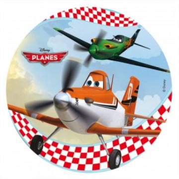 Oblea comestible Planes 2