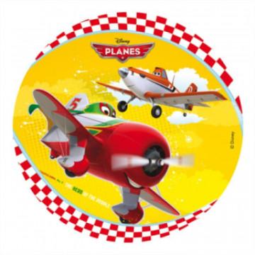 Oblea comestible Planes 4