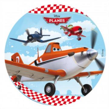 Oblea comestible Planes 3