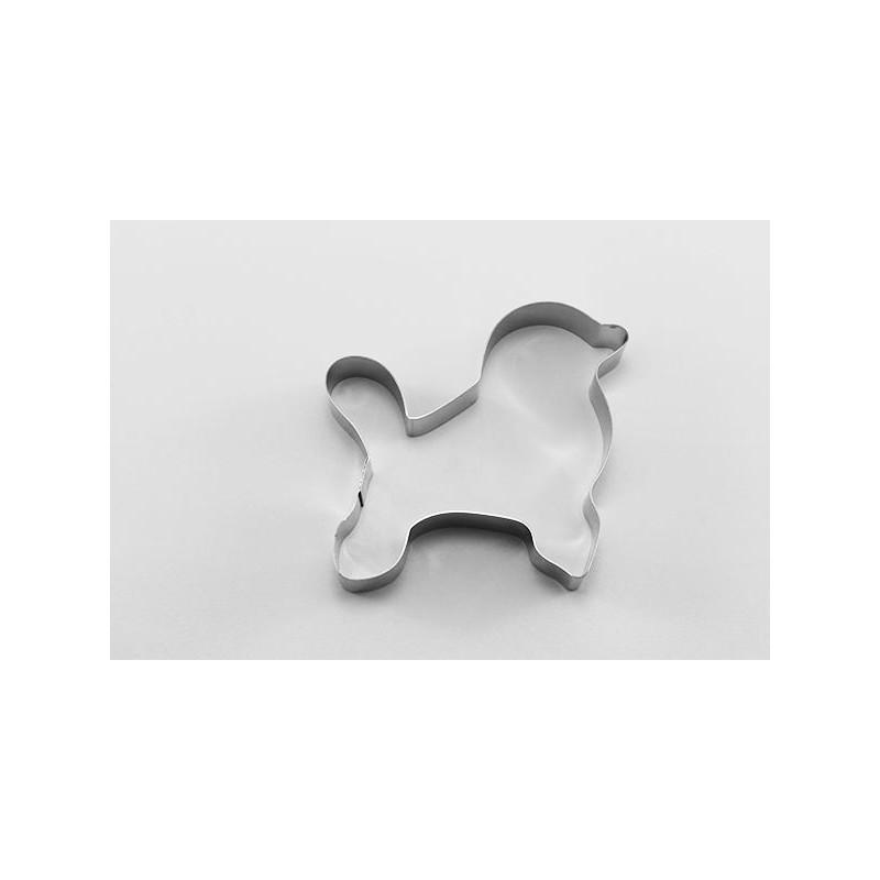 Cortante galleta Caniche