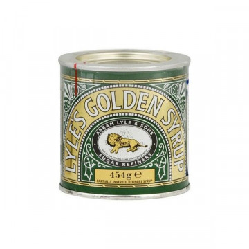 "Sirope Dorado ""lata"" Golden Syrup  454gr Lyle´s"