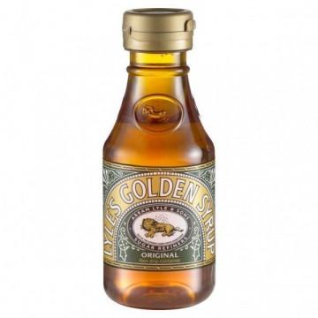 """Sirope Dorado """"cristal"""" Golden Syrup con dosificador 454gr Lyle´s"""
