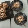 Molde bizcocho Cinnamon Bun Nordic Ware