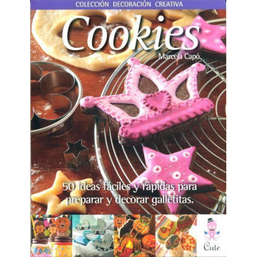 Cookies por Marcela Capó
