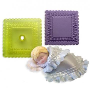 Marcador de mantita de bebé Jem