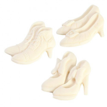 Molde silicona Zapatos 1.5 cm  SK