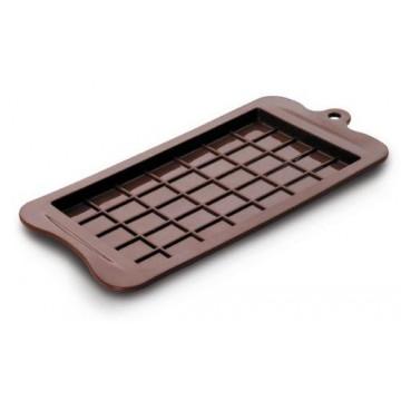 Molde silicona Tableta de Chocolate Ibili