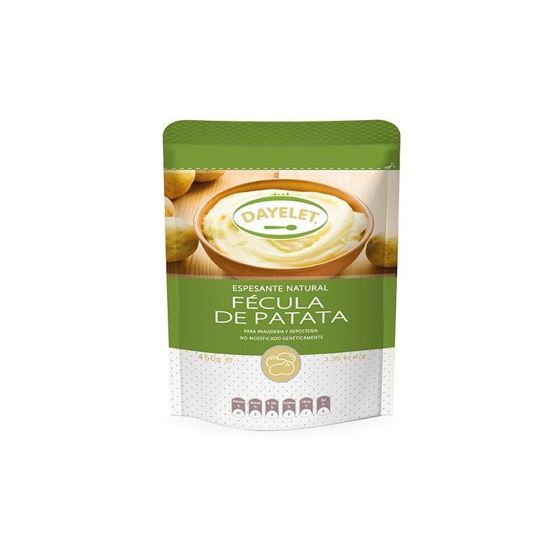 Fécula de Patata 450 gr Dayelet