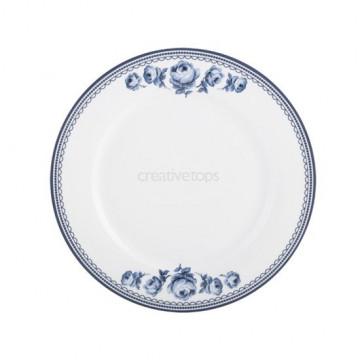 Plato de cerámica Vintage Indigo Katie Alice