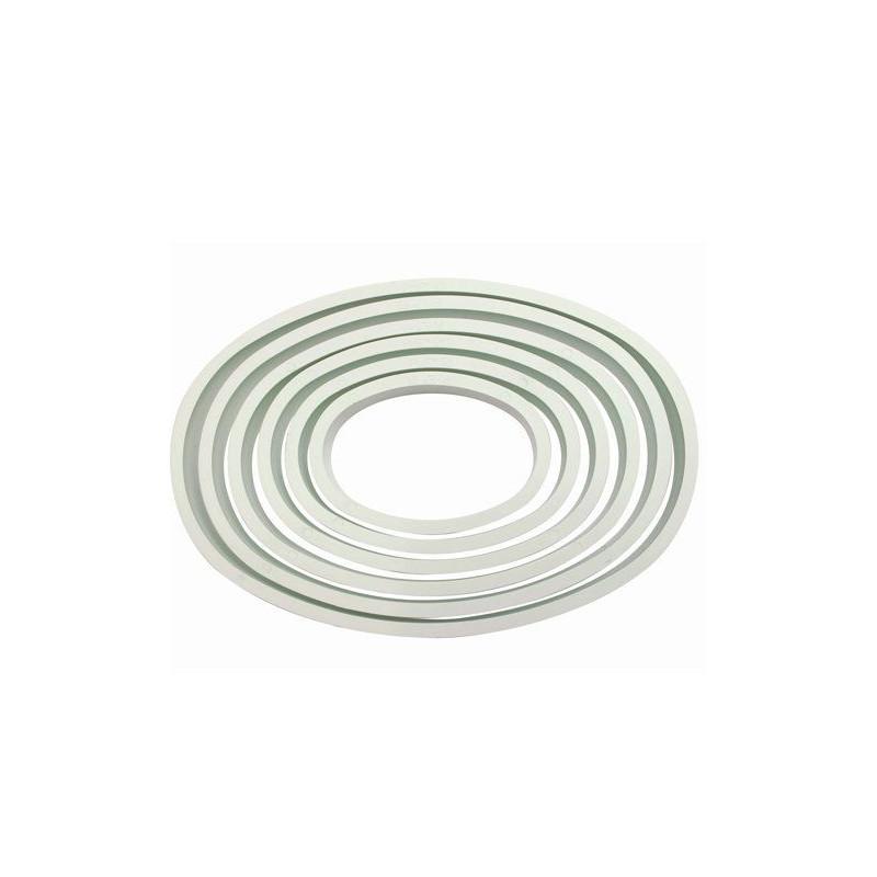 Cortante pack 6 cortantes básicos Oval PME