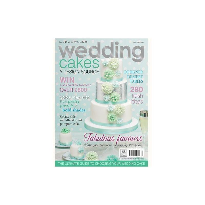 Revista Wedding Cakes Invierno 2013 issue 49 Squire Kitchen