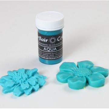 Colorante en pasta Gama Pastel Aqua Sugarflair