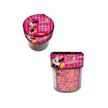 Surtido sprinkles Minnie Mouse