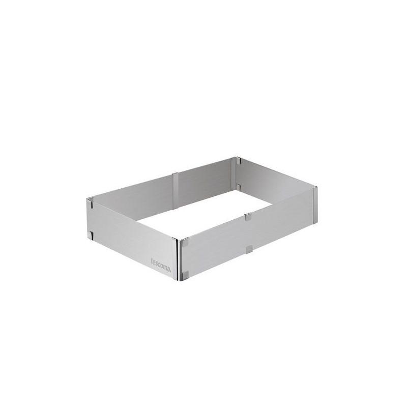 Marco rectangular ajustable 28x20 a 50x34 cm Tescoma
