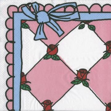 Servilletas de papel Rose Babette
