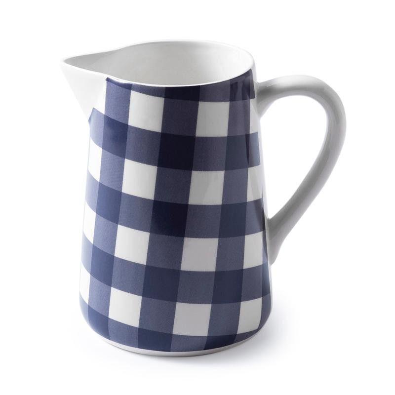 Lechera cerámica Vichy Azul Marino 1.5L AHWM