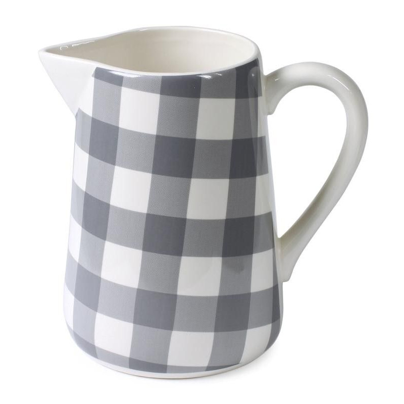 Lechera cerámica Vichy Gris 1.5L AHWM