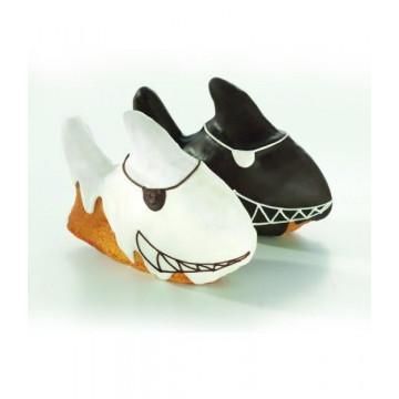 Molde bizcocho 3D Tiburón Birkmann