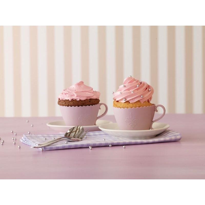 CakeCups Taza de silicona para hornear cupcakes Birkmann