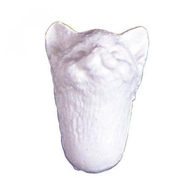 Molde silicona Cabeza Gato Sk
