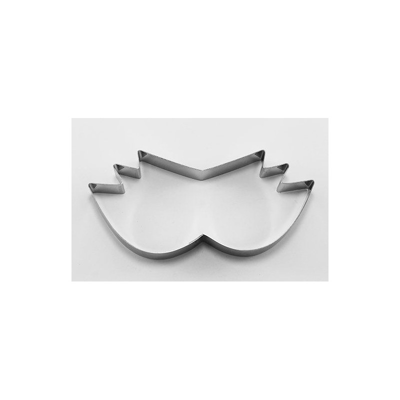 Cortante galleta Mascara Carnaval 3