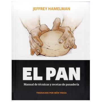 Libro El Pan de Jeffrey Hamelman