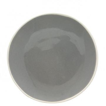 Plato de cerámica postre Joyce Warm Grey Green Gate