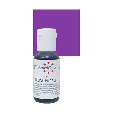 Americolor Soft Gel Regal Purple
