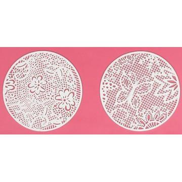Tapete de silicona Zahara Cake Lace