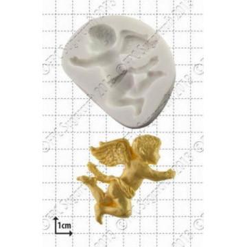 Molde silicona Angel Barroco FPC