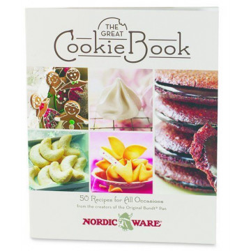 Libro The Great Cookie Book Nordic Ware