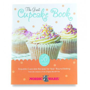 Libro The Great Cupcake Book Nordic Ware