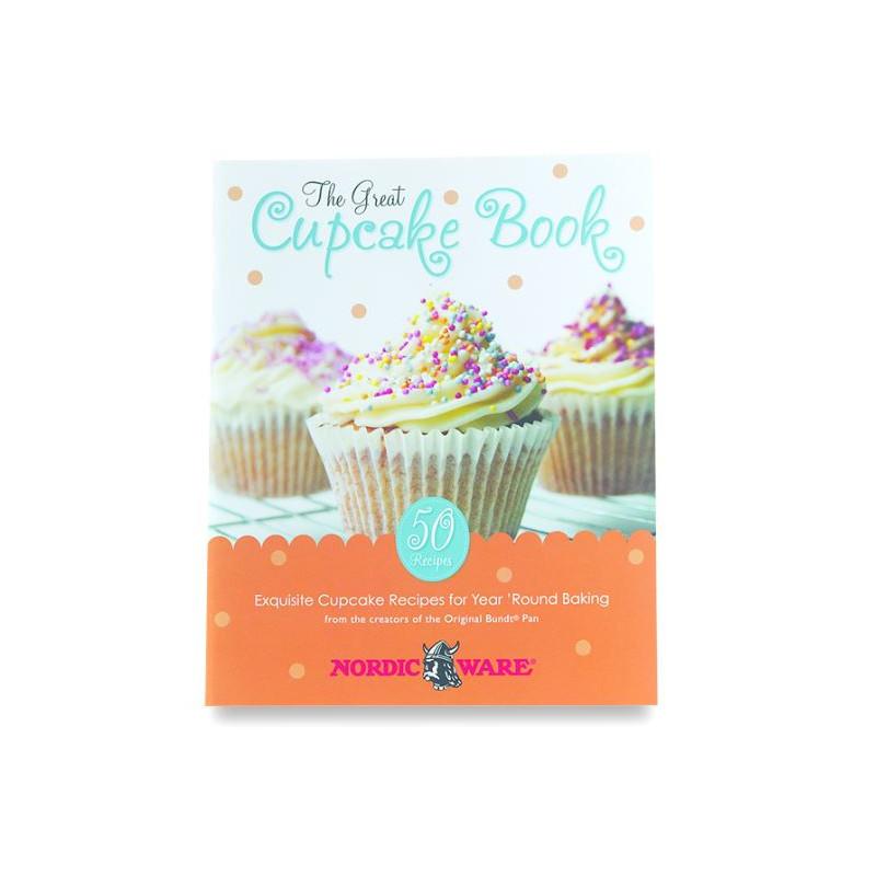 Libro The Great Cupcake Book Nordic Ware