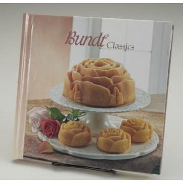 Libro Bundt Classic CookBook Nordic Ware