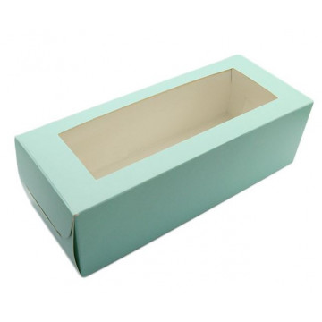 Caja para galletas Verde Menta