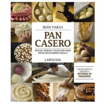 Libro Pan Casero Iban Yarza