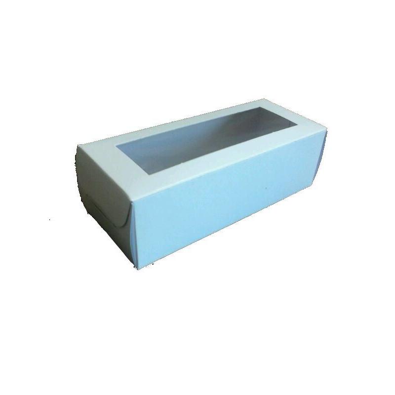 Caja para galletas Blanca