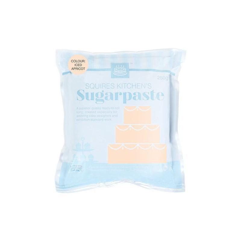 Fondant Squire Kitchen 250gr Melocotón Suave Iced Apricot