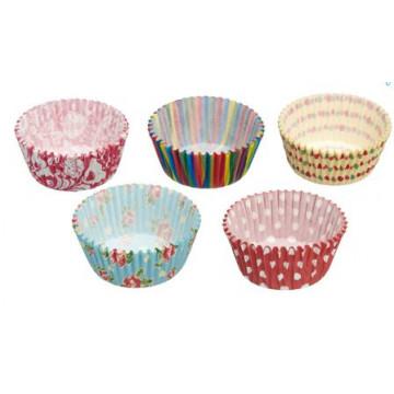 Capsulas cupcakes 250 unidades varios