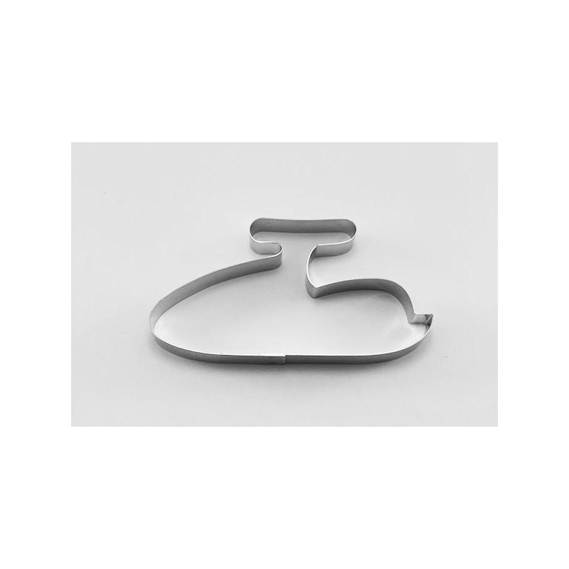 Cortante galleta Moto Acuática