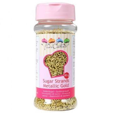 Sprinkles Fideos Oro Funcakes