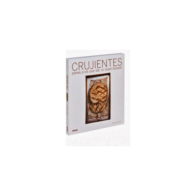 Libro + DVD Crujientes: panes a los que dar un buen bocado