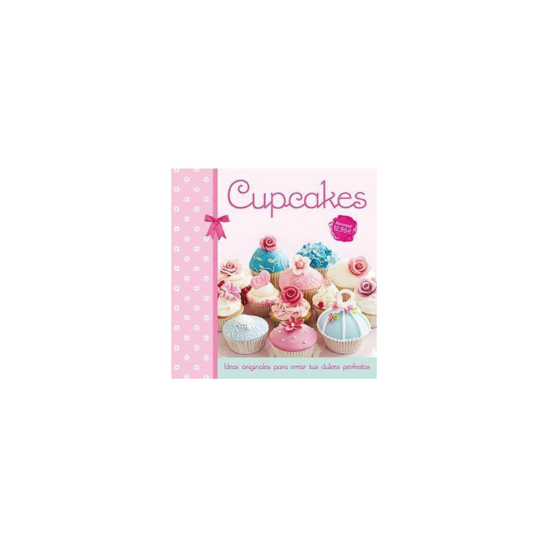 Libro Cupcakes Editorial Roca
