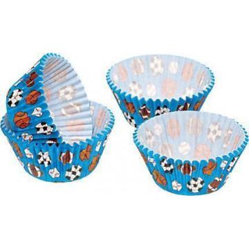 Capsulas cupcakes deporte