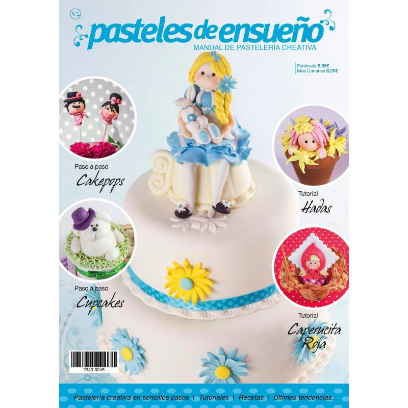 Revista Pasteles de Ensueño nº 2