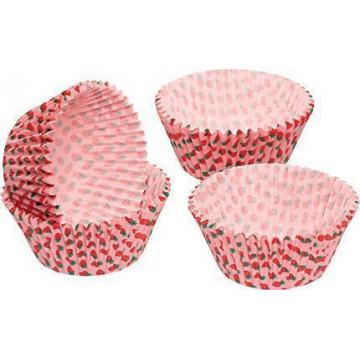 Capsulas cupcakes fresas