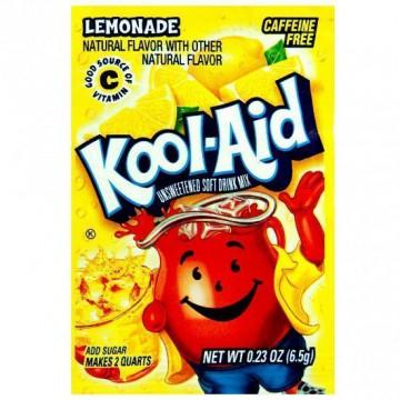 Preparado de refresco SIN AZÚCAR Limonada Kool Aid
