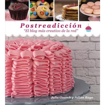 Libro Postreadicción: Diario de una adicta al dulce