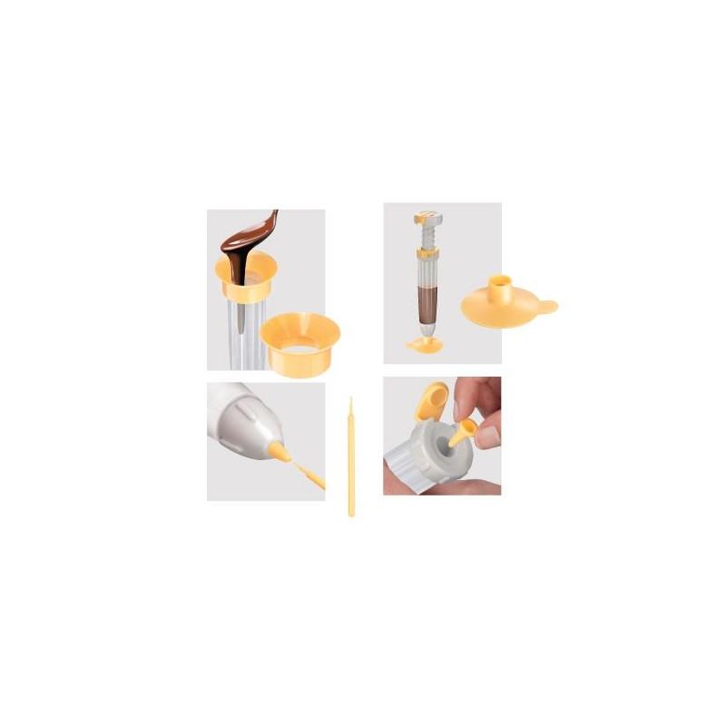 Lápiz decorador para glasear/ chocolate SLK
